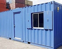 Hire portable cabins